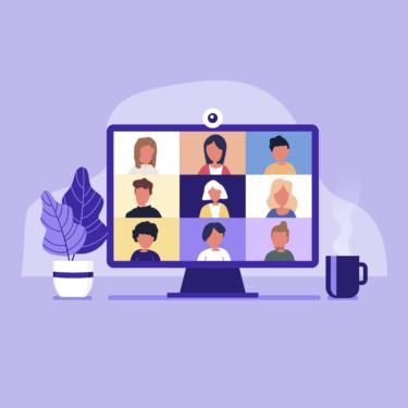 Web会議システム「zoom」|特徴と導入によって解決できる5つの課題